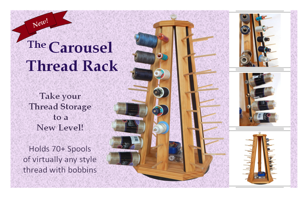 Carousel Thread Rack